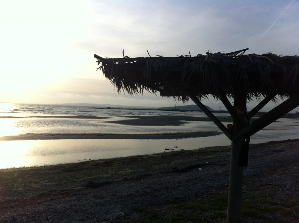 Beach near Arta