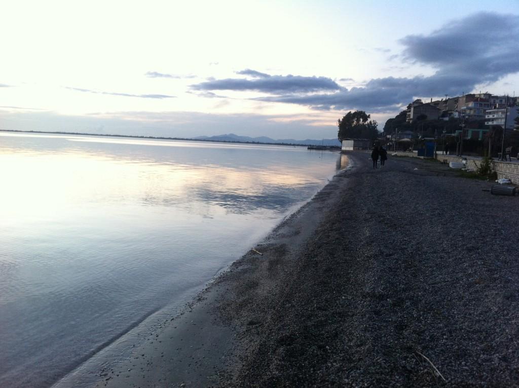 Menidi beach